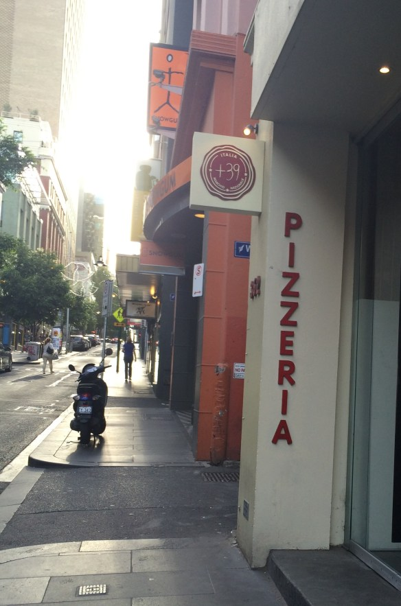 +39 Pizzeria - Melbourne.