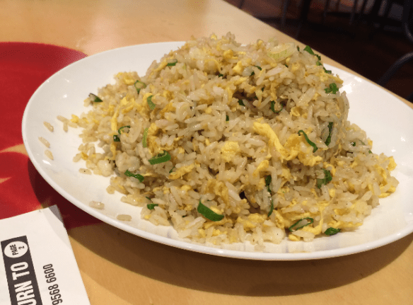 Fa-Fah - Egg Fried Rice.