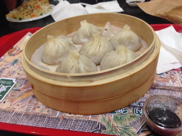 Melbourne CNY 2014 - Hutong Dumpling Bar - Xiao Long Bao.