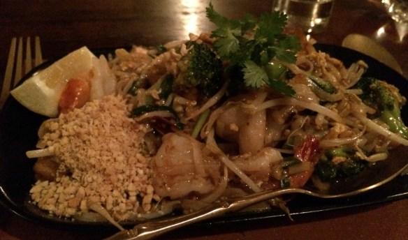 Patee Thai - Pad Thai Noodles w prawn.