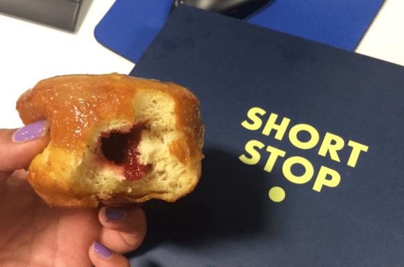 Short stop - Peanut butter & jam