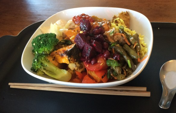 Tofu Shop International - Medium bowl (little bit of everything)