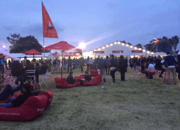 Taste of Melbourne 2014 - Venue - Albert Park