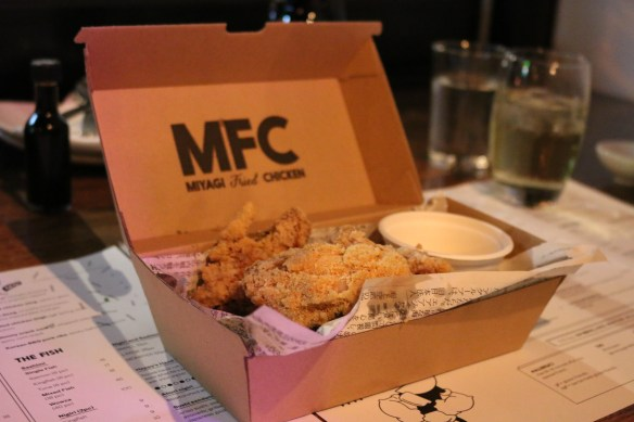 Mr. Miyagi - Miyagi fried chicken w kewpie mayo