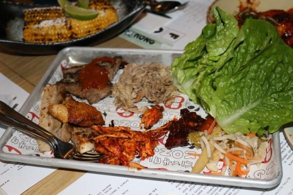 Kong - Kong Bossam BBQ tray