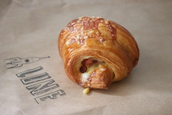 Lune Croissanterie - Ham & Gruyere croissants