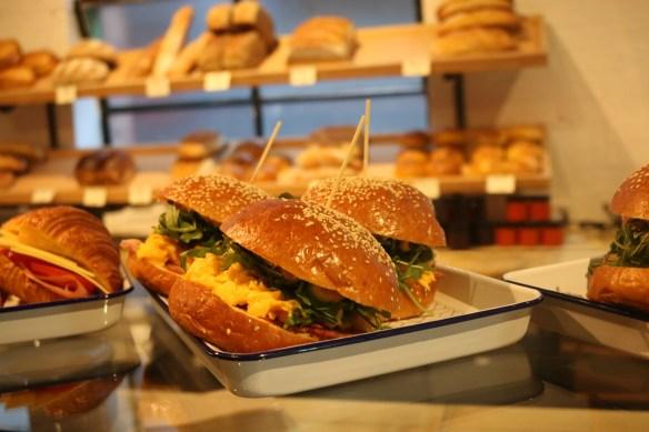 Rustica Canteen - Brekky burgers