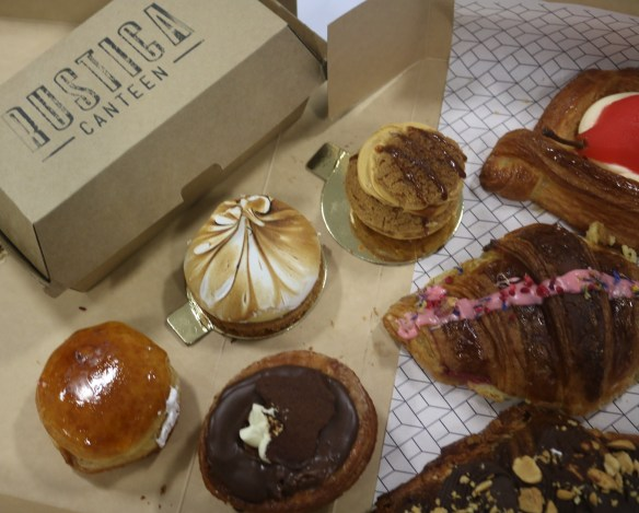 Rustica Canteen - Assortment of pastries