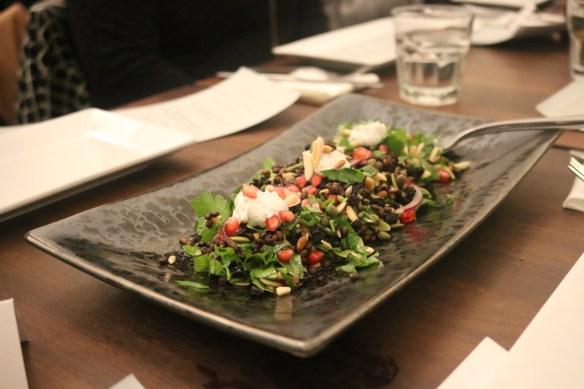 Fitzrovia - Grain salad