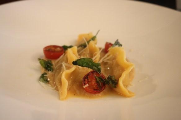 Carmine's Bistro - Chicken ravioli