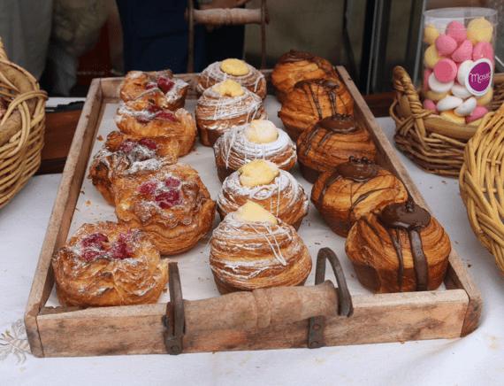 Paris to Province - Croissaint muffins