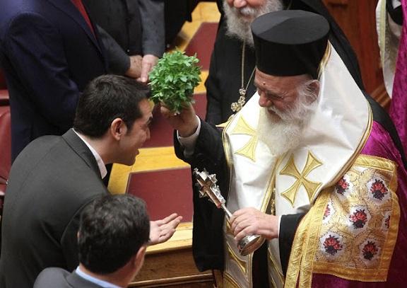 tsipras atheos
