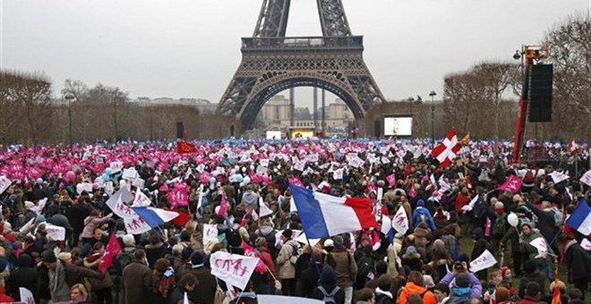 Παρισι διαδηλωση