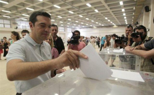 Τσιπρας ψηφος