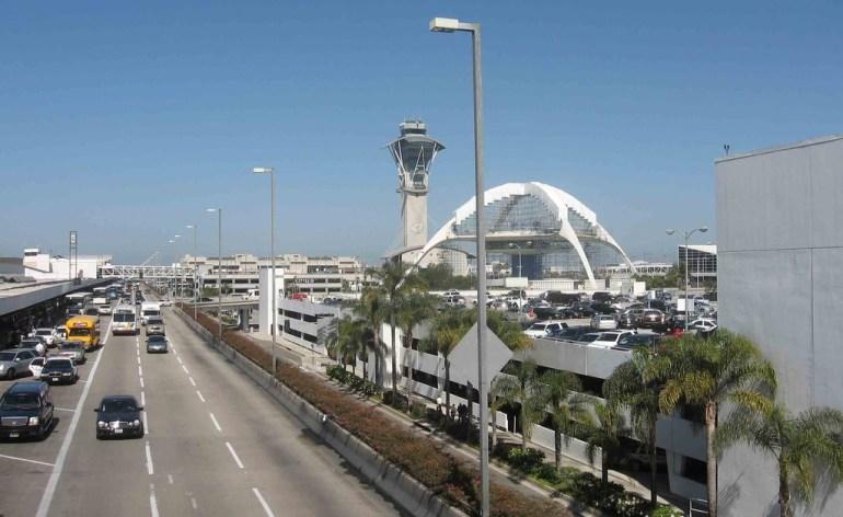 αεροδρόμιο Λος άντζελες
