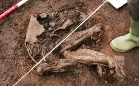 αρχαίο άνθρωπος