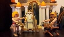 Ξυλούρης, Βενιζέλος, Τσε Γκεβάρα και άλλες ιστορικές μορφές γίνονται Playmobil (photos)