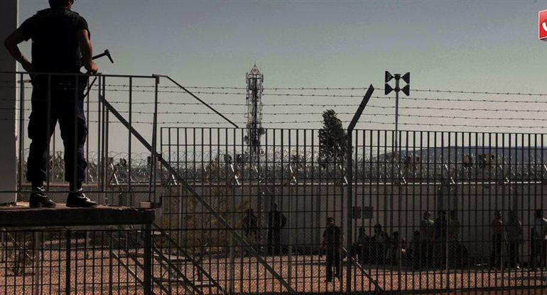 κέντρο κράτησης της Αμυγδαλέζας