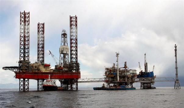 πλατφορμα πετρελαιου