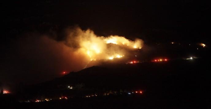 πυρκαγια Βαρυμπομπη