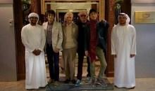 Οι Rolling Stones έτοιμοι να μαγέψουν τον αραβικό κόσμο για πρώτη φορά (video)