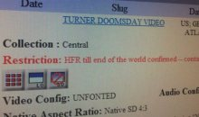 Το CNN έχει έτοιμο το πρωτοσέλιδό του για το τέλος του κόσμου!
