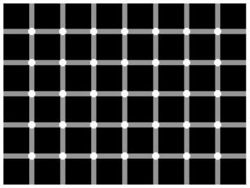 4_Ψευδαίσθηση_Πόσες μάυρες τελείες βλέπετε
