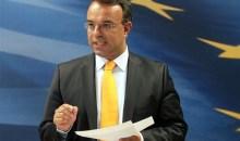 Σταϊκούρας: Το πρωτογενές πλεόνασμα ανέρχεται στα 691 εκατ. ευρώ