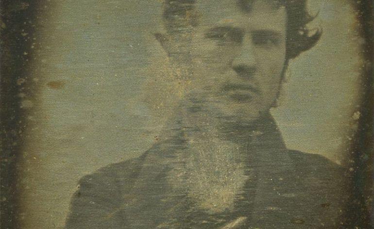 Η πρώτη Selfie  στην ιστορία. Robert Cornelius  1839.