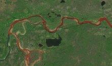 Πόσο φυσιολογικό είναι ένας ποταμός να «βαφτεί» κόκκινος;