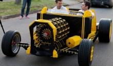 Το πρώτο αυτοκίνητο Lego κυκλοφορεί στους δρόμους της Μελβούρνης (video)
