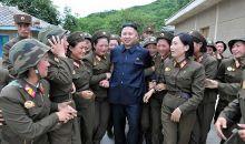 Τι συμβαίνει με τον μυστικό γυναικείο στρατό της Β. Κορέας;
