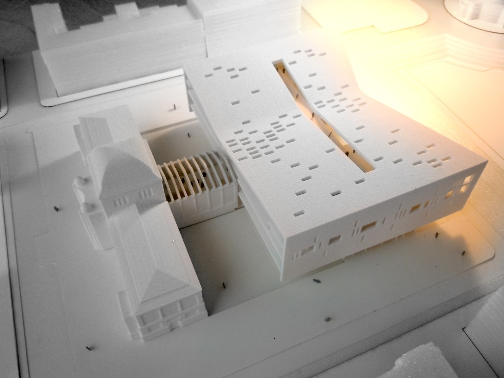 kunsthalle manneheim- HLA - competition proposal