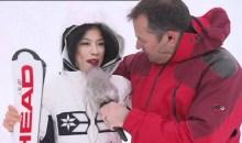 Η Βανέσα Μέι αφήνει το βιολί και πιάνει τα χιονοπέδιλα για τους Ολυμπιακούς του Σότσι