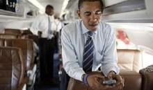 Ομπάμα: «Δεν μου επιτρέπουν να έχω iPhone»