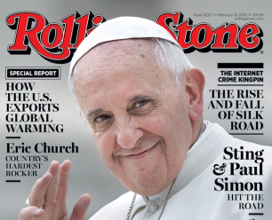 papas rolling stone