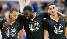 Golden State Warriors vs NBA: 24-1