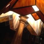 Tiffany lap lámpa
