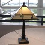 geometrikus lámpa