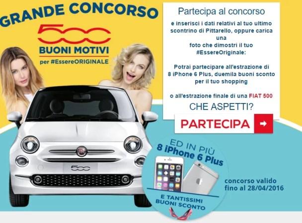 concorso iphone 6 euronova