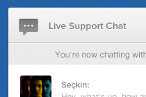 Free PSD Chat