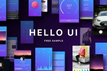 Hello UI Kit Free