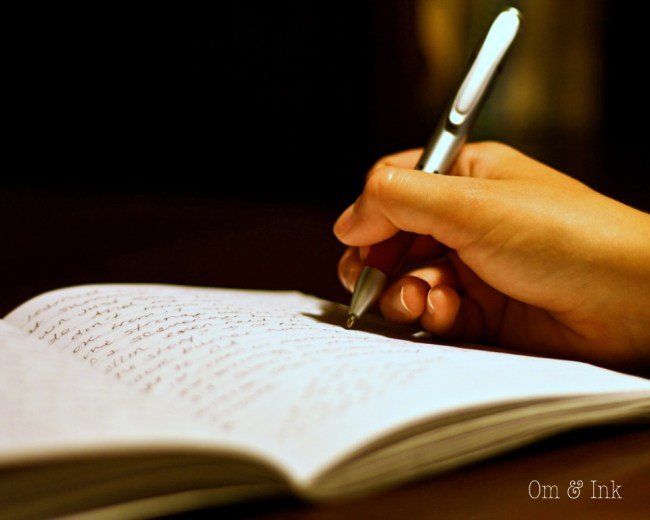 Handwriting-OmAndInk