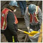 MTA steps up subway clean up efforts