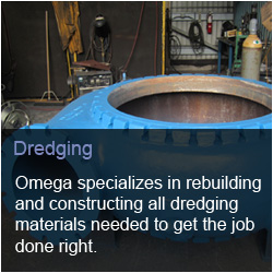 Omega Industries Dredging