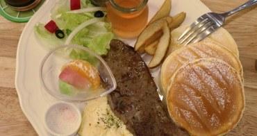 《美食*新北新莊區》糧好生活。輕日雜少女風早午餐,廟街夜市新月橋旁