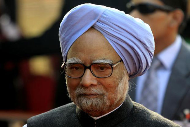 Manmohan Singh in coal scam case