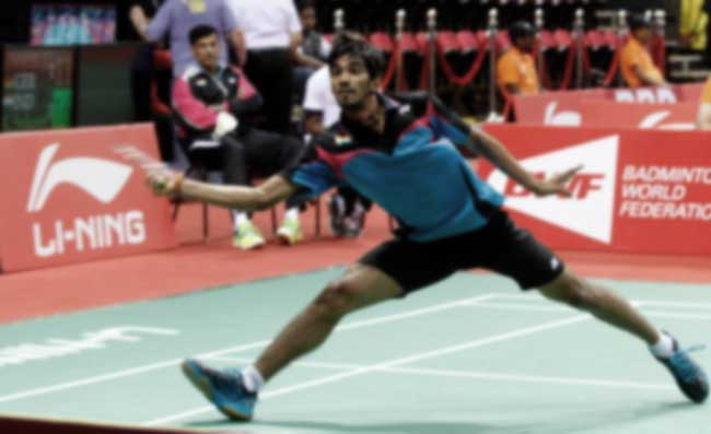 first indian to win swiss open prix gold title