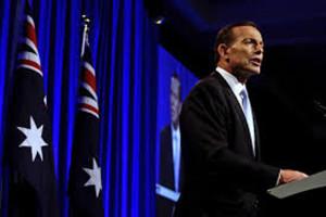 tonny abott, prime minister of austalia