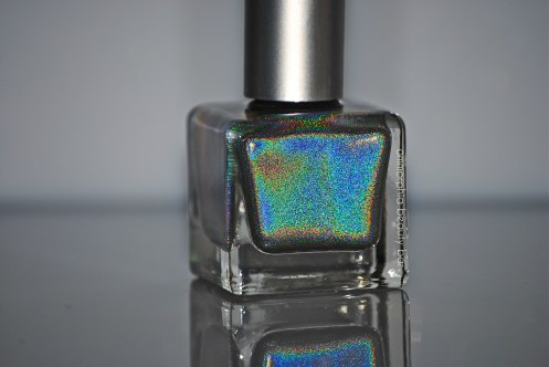 UO Silver Holo (opener)